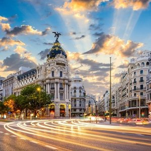 As Low As $4996-Day Madrid Vacation with Hotel and Air