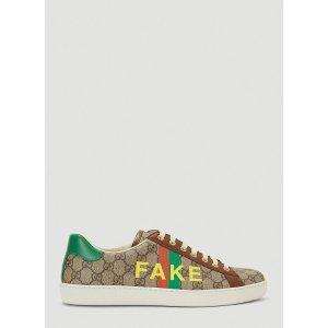 GucciNot Fake平底鞋