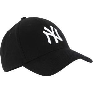 New Era黑色纽约扬基棒球帽