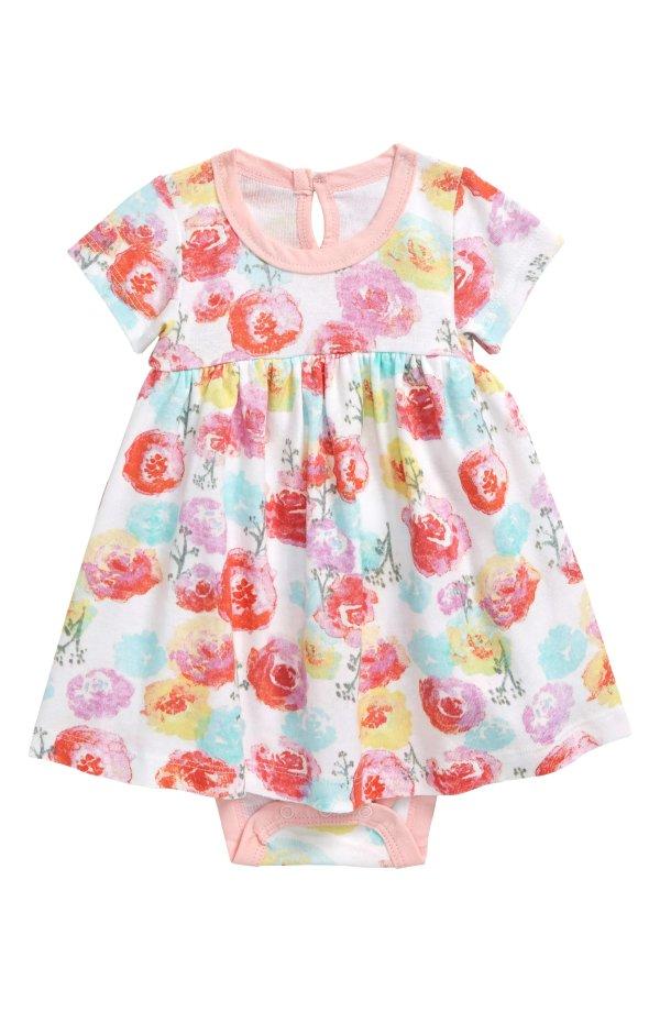 女婴连衣裙