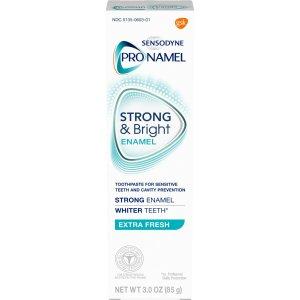 $2.85Sensodyne ProNamel 防敏感美白牙膏