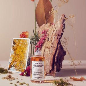 已发售 Q香10ml售价$40上新:Maison Margiela Replica 新香Autumn Vibes 木质辛辣调