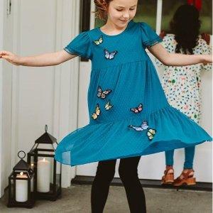 $18起Hanna Andersson 连衣裙促销 大部分单品比前段时间便宜