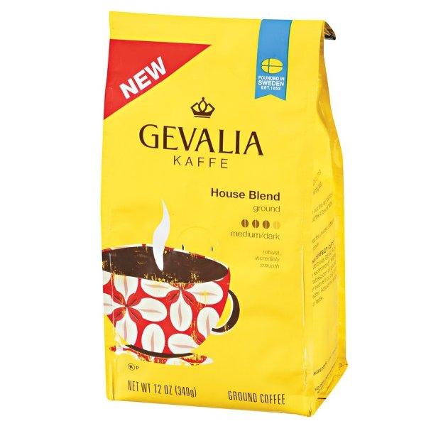 Gevalia Kaffee House Blend 咖啡粉 12oz