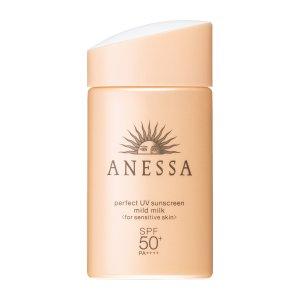 shiseido anessa perfect uv sunscreen skincare milk SPF50+/PA++++ 60mL/2oz: Beauty