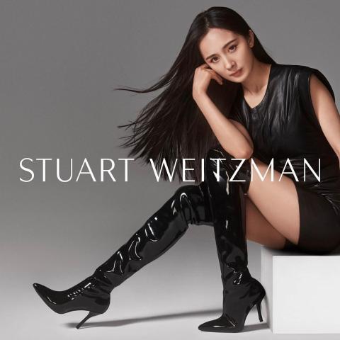 你要的全都有 最全攻略来啦【黑五买什么】Stuart Weitzman 过膝靴分类 教你怎么配
