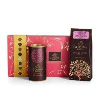Godiva 牛奶热可可 & 巧克力饼干 & 咖啡礼盒