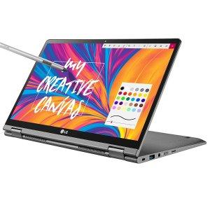 LG Gram 14T Laptop (i7-8565U, 16GB, 512GB)