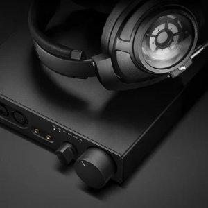 $3599.95 一步到位退烧之选Sennheiser HD 820 & HDV 820 耳机+DAC耳放套装 官方西装套