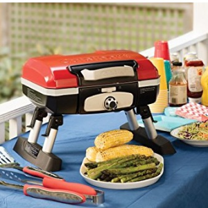 低至4.5折限今天:Cuisinart 精选户外烧烤炉工具等促销