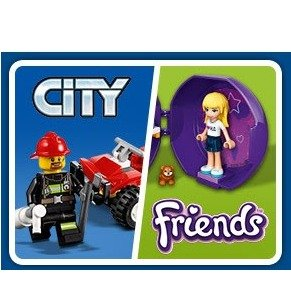 Free Gift with $25+ PurchaseWith $60+ THE LEGO® MOVIE 2™ Sets Purchase @ LEGO Brand Retail