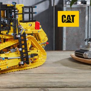 £419.99 机械组旗舰10/1上市新品预告:LEGO App控制Cat® D11推土机 42131