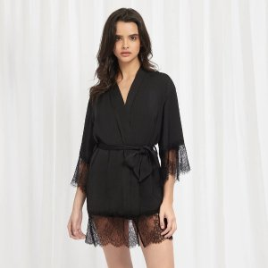 Bluebella黑色睡衣