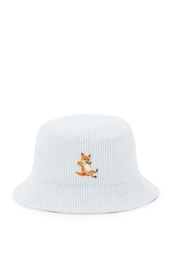 小狐狸渔夫帽