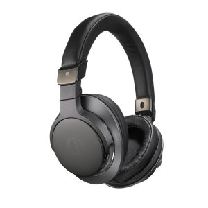 史低价:Audio-Technica ATH-SR6BTBK Hi-Res 蓝牙耳机 官翻版