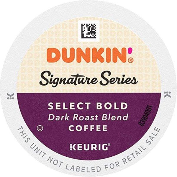 Dunkin' 经典深烘咖啡,K-Cup 60颗