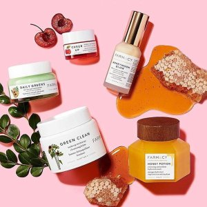 Up to 37% Off + Extra 25% OffFarmacy Beauty Skincare Sale