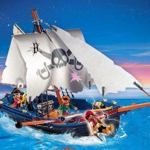 全场免邮Playmobil 德国儿童创造性拼装玩具 让我们一起去探险
