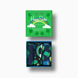 17% Off + FSHappy Socks St. Patrick's Day Styles & Gift Boxes