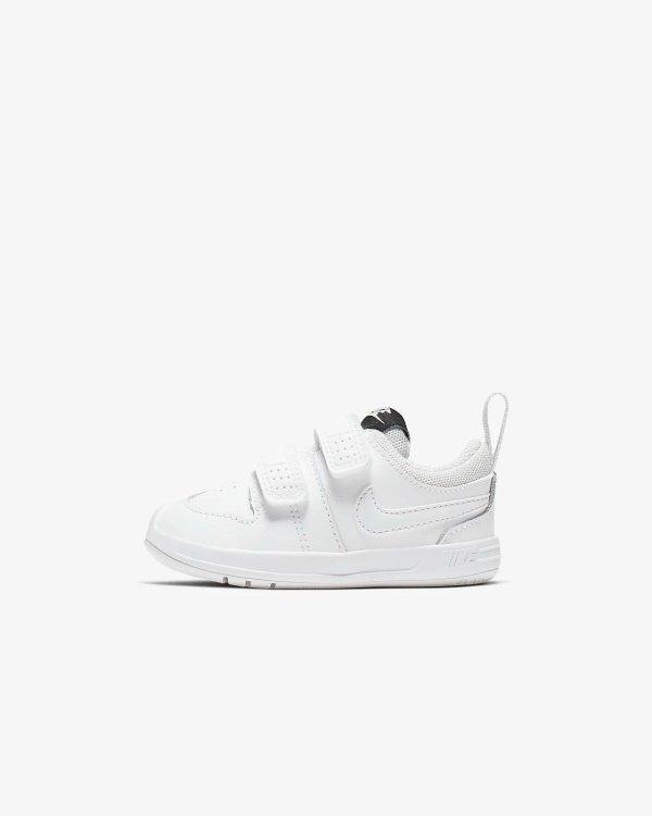 Pico 5 幼童小白鞋