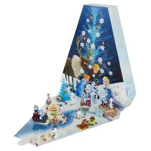 $4.98迪士尼冰雪奇缘圣诞倒数日历