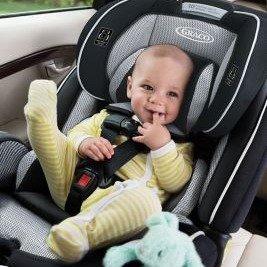 6折 一次消费,后期无忧最后一天:Graco 4Ever 系列4合1双向儿童安全座椅热卖