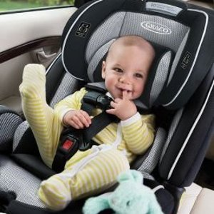 $100 OffEnding Soon: Graco 4EVER DLX 4-in-1 Car Seat