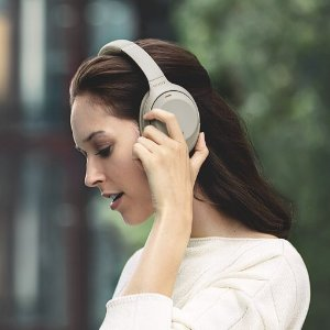 $304 两色可选Sony WH-1000XM3 无线降噪耳机