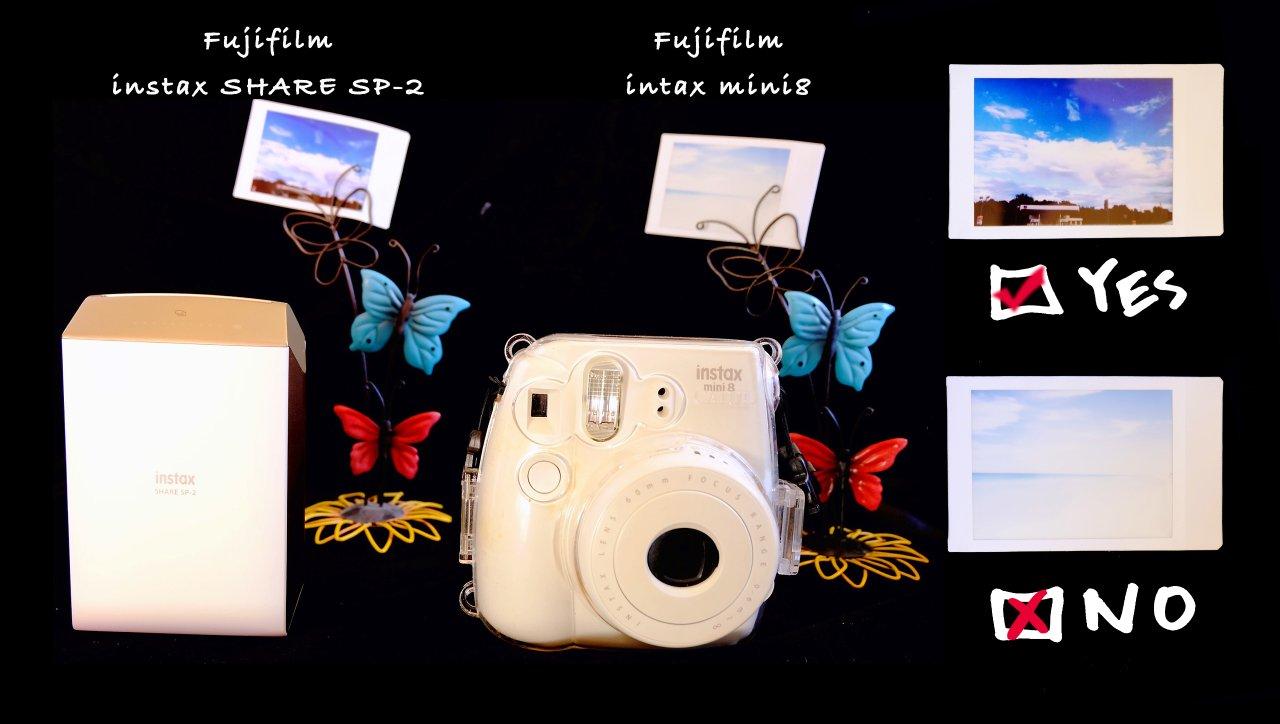 告别白底片,美好瞬间不掉链| Fujifilm INSTAX Share SP-2值得拥有