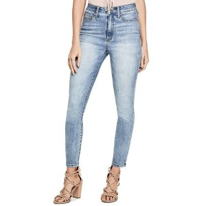 GuessSimmone Super High-Rise Skinny Jeans at Guess