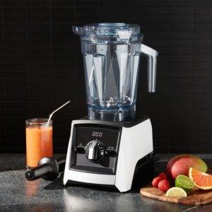 $315(原价$549.95)史低价:Vitamix Ascent 系列 A2300 顶级破壁食物料理机