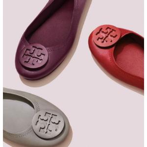 低至3折+免邮 经芭蕾平底鞋$79起最后一天:Tory Burch私卖会精选美鞋热卖 小白鞋$89