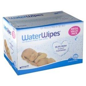 标价为折上9折价婴儿湿巾