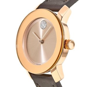 $179Dealmoon Exclusive: Movado Bold  Rose Gold Tone Women's Watch