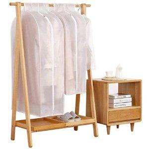 直邮含税到手价$35.5SUNKY半透明型衣服防尘收纳袋 可放8件衣服