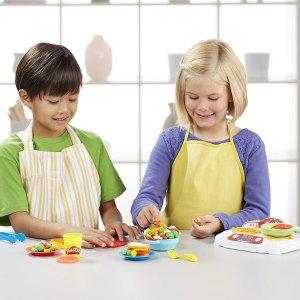 4.6折起限今天:孩之宝桌游、Play-Doh彩泥等多款玩具促销