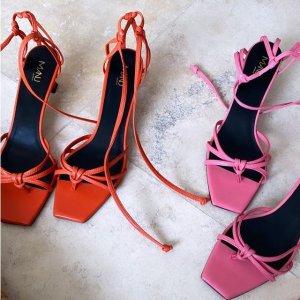 低至6折 $31起Shopbop 春夏凉鞋热卖,收Staud,Manu Atelier,Miista
