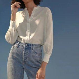 低至6折收美衣美鞋Everlane 折扣区海量单品好价 玩转高质感极简风