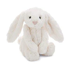 Jellycat白色邦尼兔