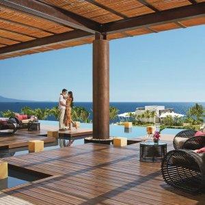 $192起 含海景套房+餐饮+娱乐等墨西哥巴亚尔塔港 Secrets Vallarta Bay 5星级全包度假村