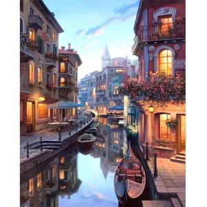 折后仅€13.99起DIY 数字油画 宅家打发时间 不会画画也能当画家