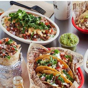 美国人气餐饮当日优惠清单+新品预告