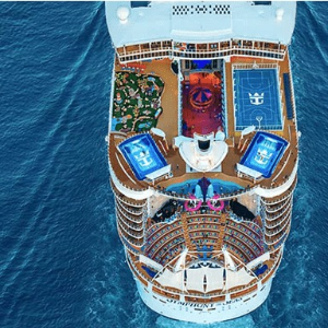 低至$399 赠送最高$1000船上消费额度皇家加勒比全线大促 所有乘客7折特惠