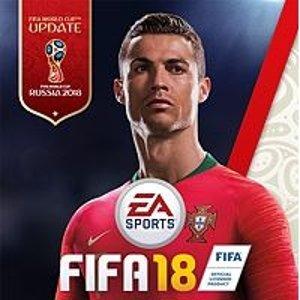 现价£15(原价£59.99)FIFA 18 Xbox One 游戏下载版