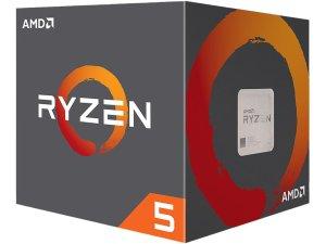 $144.99 (原价$239.99)AMD RYZEN 5 2600X 3.6 GHz AM4 95W 处理器