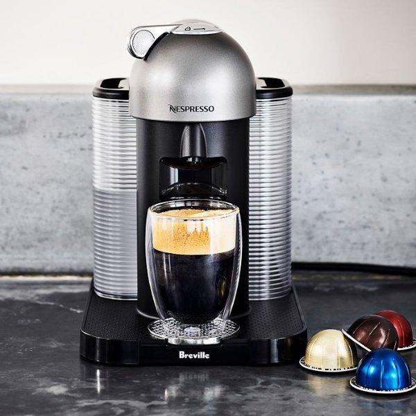 Vertuo Bundle by Breville 胶囊咖啡机