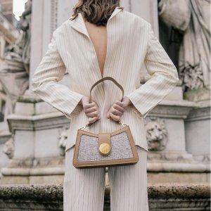 一律75折 €296收封面经典法棍包Elleme 法风小众设计师包包 优雅气质不撞包 好看还不贵