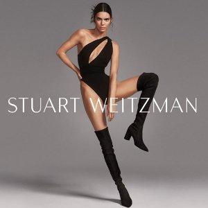 7.5折 码全 5050过膝靴参加Stuart Weitzman 初秋美鞋大促 成为腿精的秘密武器