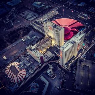 $15/晚起  可预订明年10月前日期史低价:拉斯维加斯 Circus Circus 马戏团娱乐酒店 72小时闪购