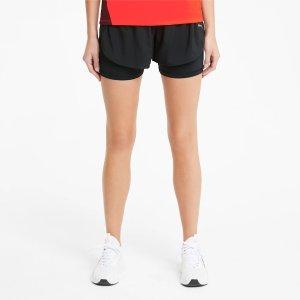 PumaFavorite 2-in-1 Women's Woven Running Shorts